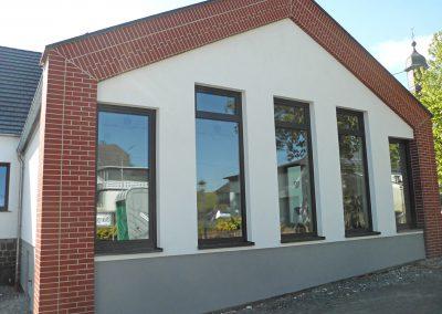 Umbau und Erweiterung eines Dorfgemeinschaftshauses