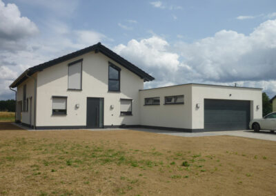 Einfamilienhaus mit Dopplegarage